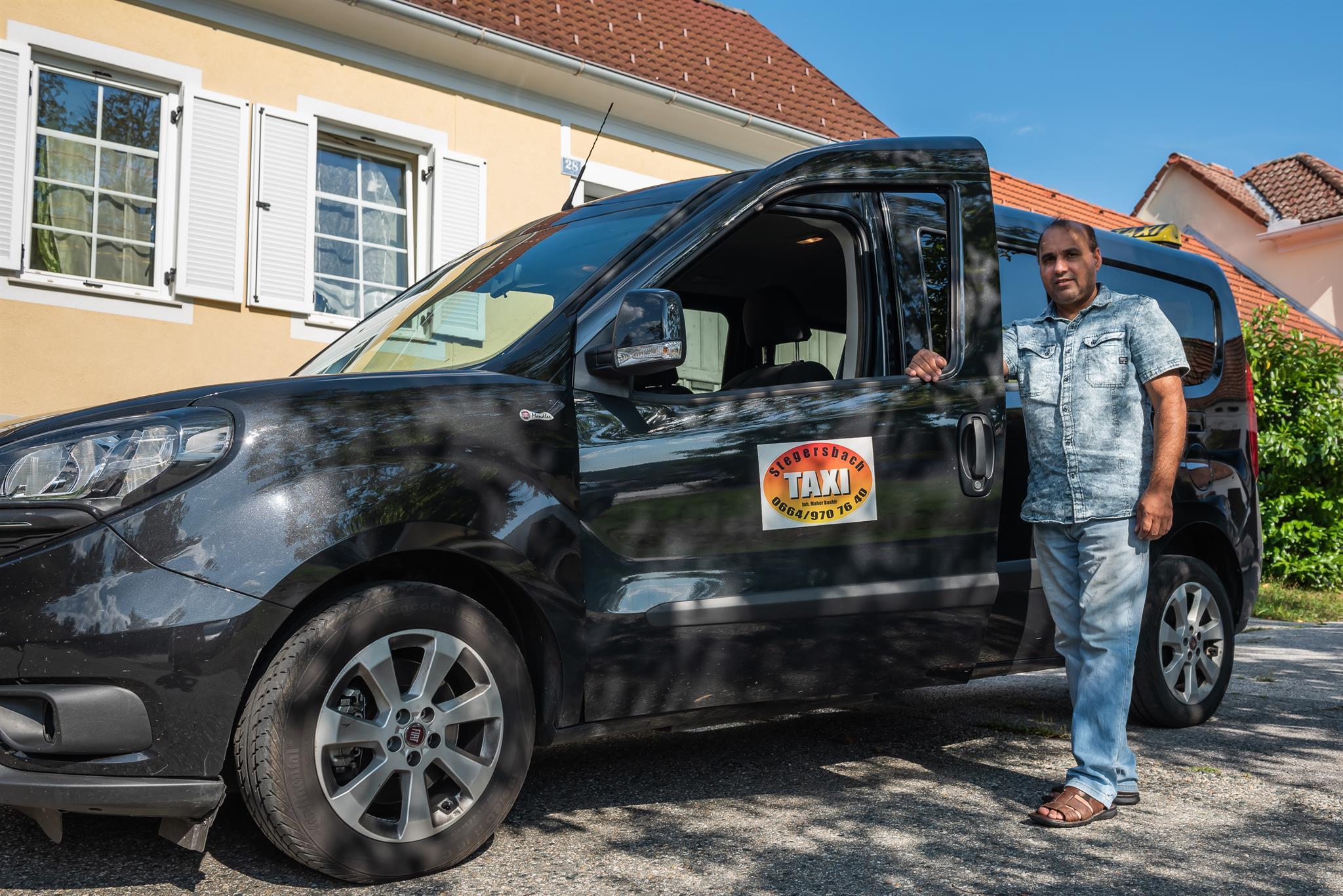 Stegersbach Taxi
